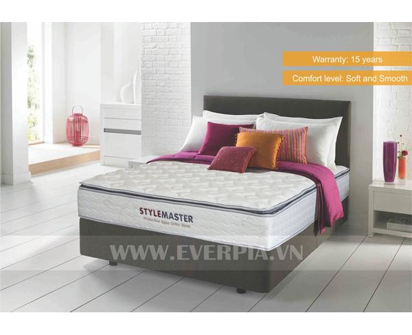 Đệm lò xo túi Everon Stylemaster Portective Spine Ortho Sleep
