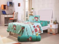 Chăn ga gối Sông Hồng Hello Kitty K16036