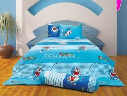 Chăn ga gối Sông Hồng Doraemon D15009