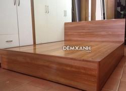 Giường gỗ MDF 01 Melamine