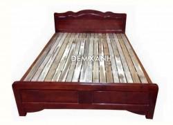 Giường gỗ Keo 01