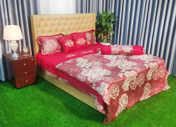 Chăn ga gối Singapore Home Collection FG409