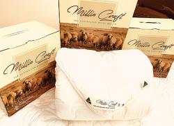 Ruột chăn lông cừu Úc Millie Crart