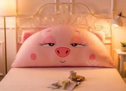 Kê đầu giường hình thú 19