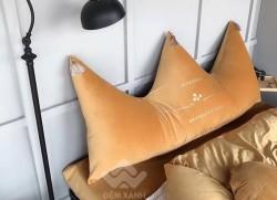 Kê đầu giường hình vương miện 31