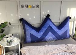 Kê đầu giường hình vương miện 34