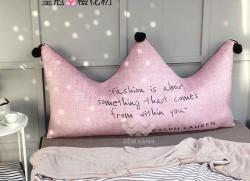 Kê đầu giường hình vương miện 38