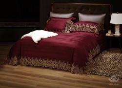 Bộ chăn ga gối lụa tơ tằm cao cấp King luxury 21