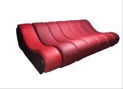 Ghế tình yêu classic màu đỏ