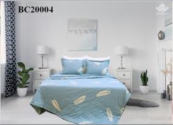Vỏ chăn xuân thu Sông Hồng basic cotton BC20004