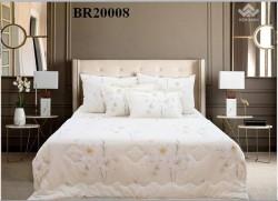 Vỏ chăn xuân thu Sông Hồng Basic sợi gỗ BR20008