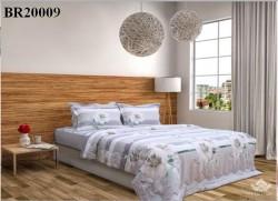 Vỏ chăn xuân thu Sông Hồng Basic sợi gỗ BR20009