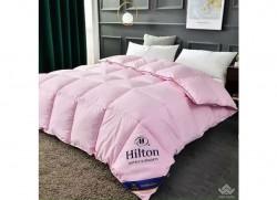 Ruột chăn lông vũ Hilton màu hồng