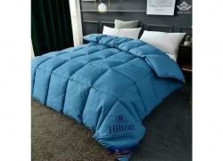 Ruột chăn lông vũ Hilton màu xanh