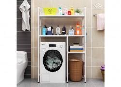 Kệ máy giặt cửa ngang 2 ngăn KMG05