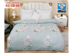 Chăn đông Kim Cương Cotton KCCD05