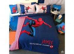 Chăn ga gối Olympia hoạt hình OHH2043 Spider man