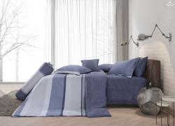 Chăn ga gối Hanvico Blue Sky Cotton T - DL169