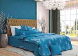 Chăn ga gối Hanvico Blue Sky Cotton T - DL179