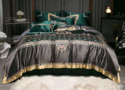 Bộ chăn ga gối Singapore King Luxury KL2105