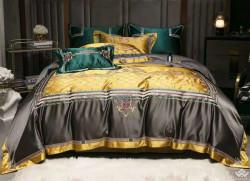 Bộ chăn ga gối Singapore King Luxury KL2106