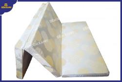 (Duy nhất 20/6-4/7) Đệm bông ép Hàn Quốc Everon vỏ gấm SALE OFF 30%