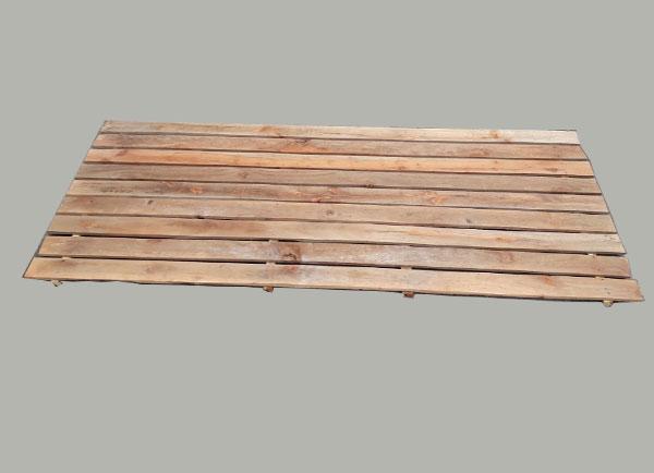 Giường gỗ MDF 13 Melamine