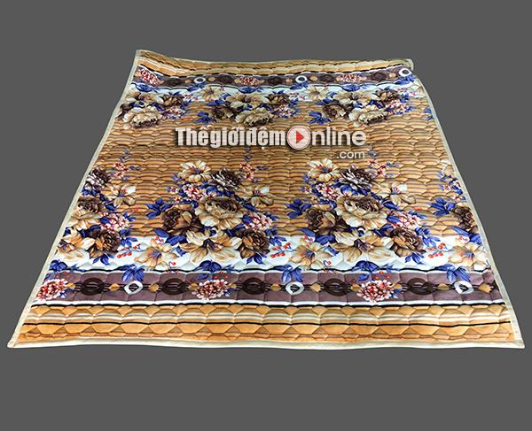 Thảm trải giường lông cừu TLC 02