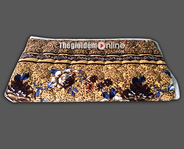 Thảm trải giường lông cừu TLC 05