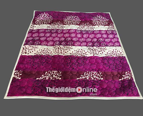 Thảm trải giường lông cừu TLC 06