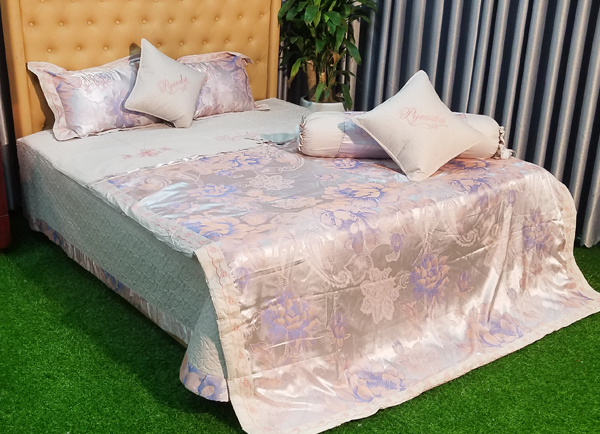 Chăn ga gối Singapore Home Collection FG403