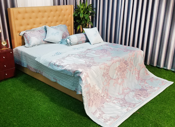 Chăn ga gối Singapore Home Collection FG407