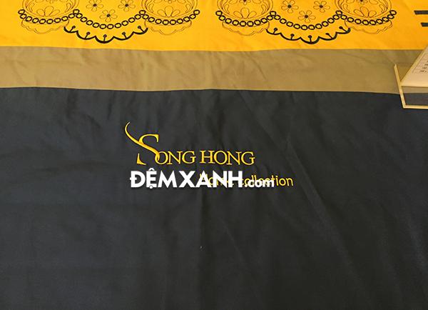 Chăn ga gối Sông Hồng Home collection H19064