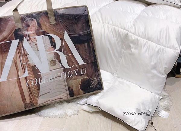 Ruột chăn lông vũ Zara Z02