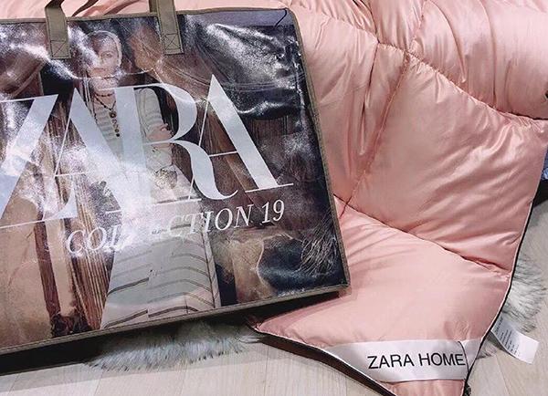 Ruột chăn lông vũ Zara Z05