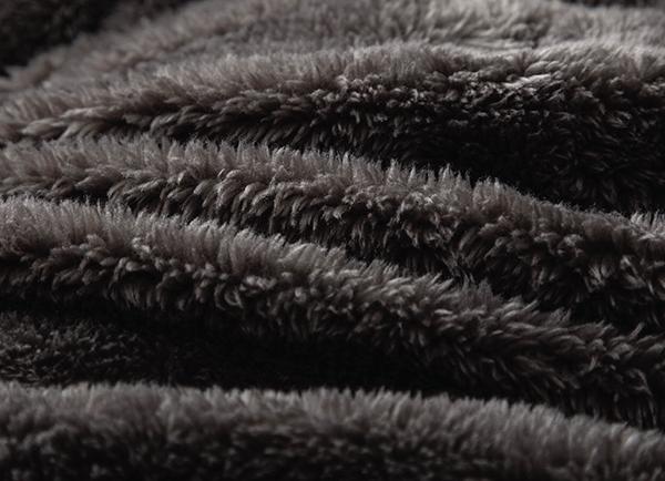 Chăn lông cừu Yuki cao cấp YK01
