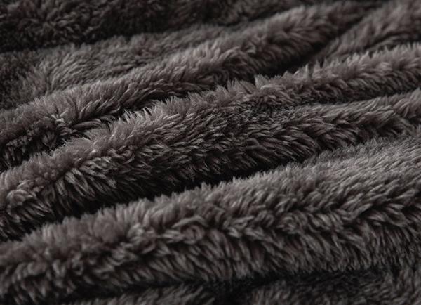Chăn lông cừu Yuki cao cấp YK02