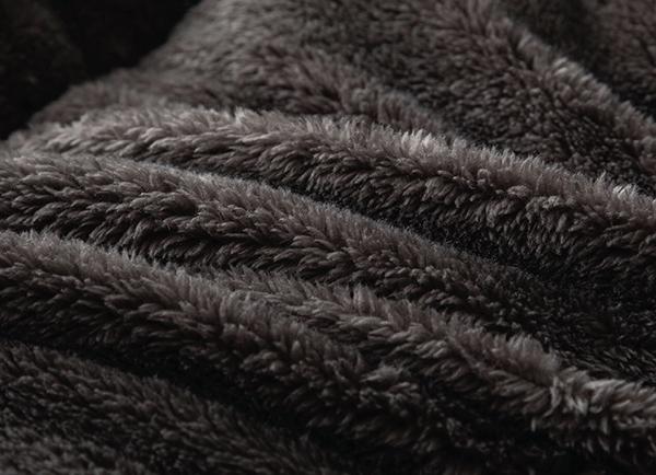 Chăn lông cừu Yuki cao cấp YK08