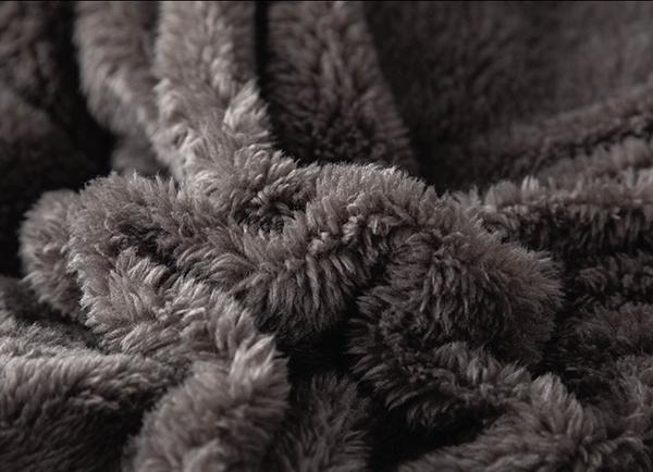 Chăn lông cừu Yuki cao cấp YK14