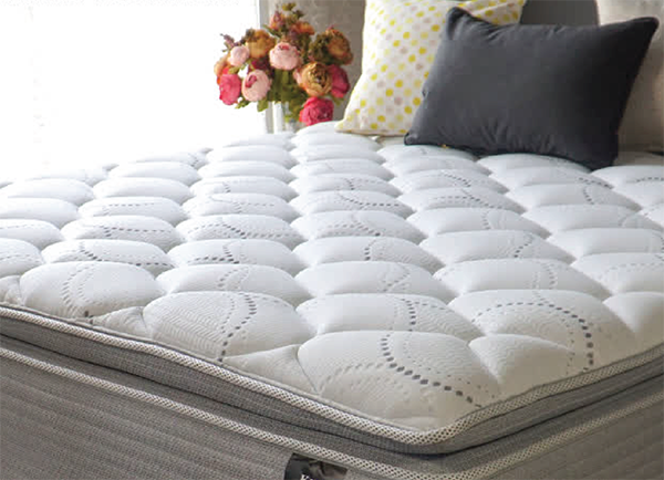 Đệm lò xo King Koil Cloud Davenport Pillow Top