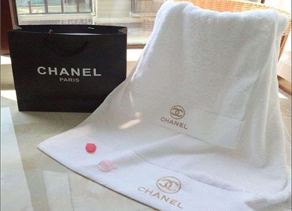 Bộ khăn tắm khách sạn Channel