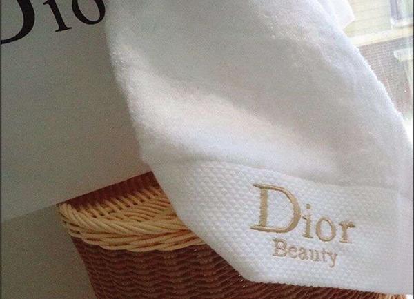Bộ khăn tắm khách sạn Dior