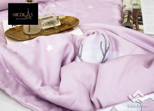 Chăn hè Tencel Nicolas Luxury CHN2017