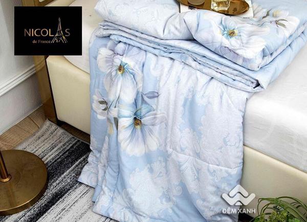 Chăn hè Tencel Nicolas Luxury CHN2020