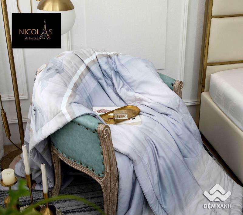 Chăn hè Tencel Nicolas Luxury CHN2021