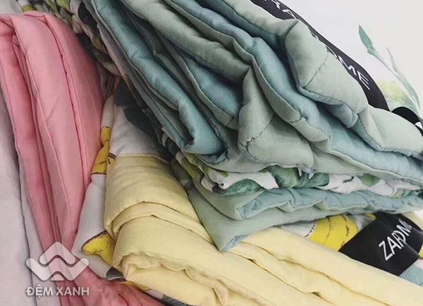 Chăn hè đũi Zara đa sắc 03