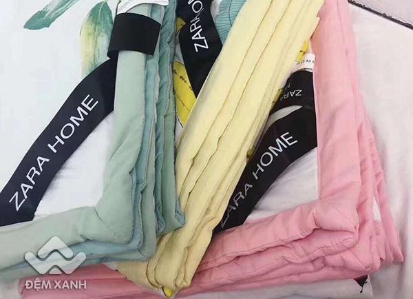 Chăn hè đũi Zara đa sắc 10