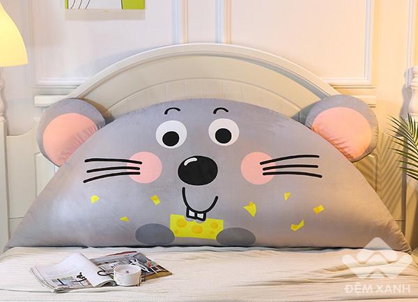 Kê đầu giường hình thú 10