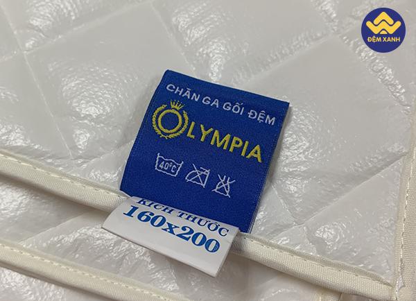 Ga chống thấm đa năng Olympia 2 trong 1