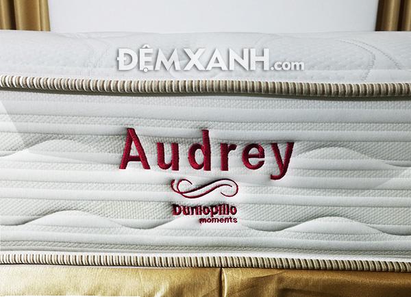 Đệm lò xo túi cho bé Dunlopillo New Audrey